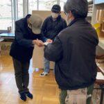 くすの木学園賞与授与